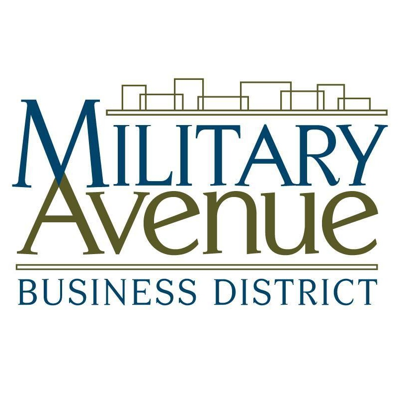 Image result for military ave logo