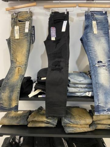 Not so basic blue jeans